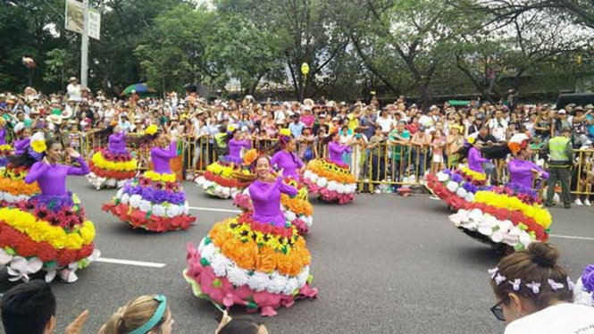 Tìm hiểu những lễ hội hoa mùa hè độc đáo nhất thế giới