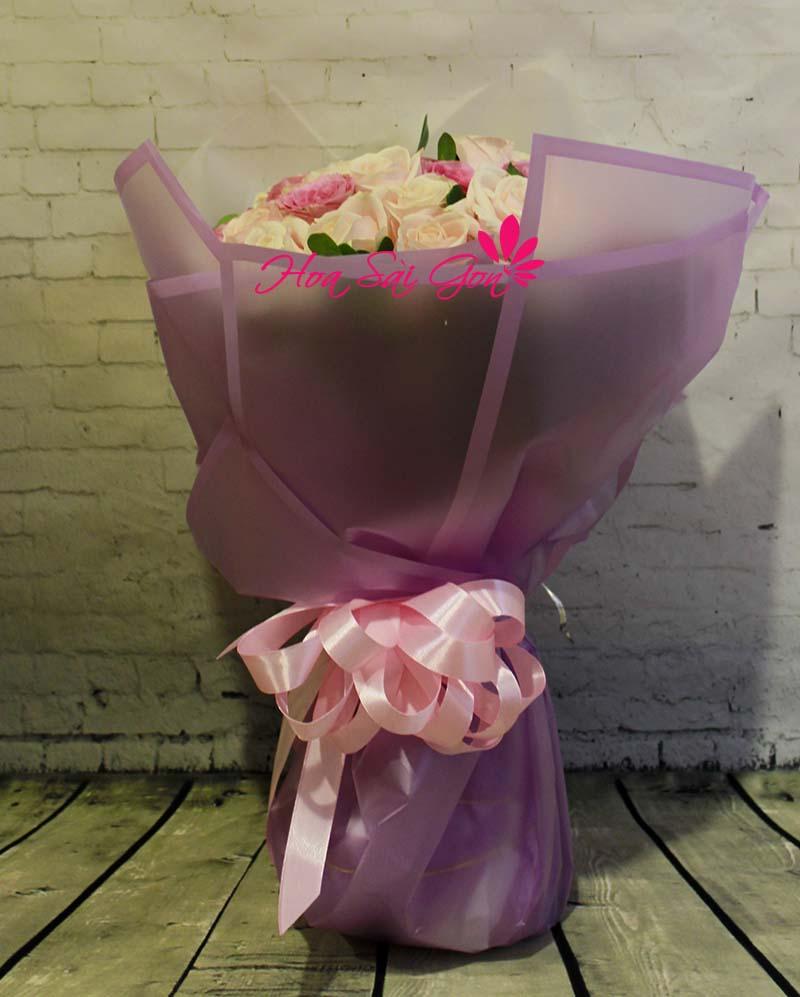 Bó hoa xinh đẹp rạng ngời làm say đắm mọi tâm hồn